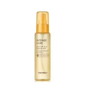 TONYMOLY Intense Care Gold 24K Snail Ampoule Mist 100ml