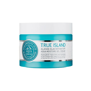 Hope Girl TRUE ISLAND ALASKA GLACIER WATER AQUA MOISTURE GEL CREAM 95ml