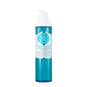 Hope Girl TRUE ISLAND ALASKA GLACIER WATER AQUA TONER 120ml