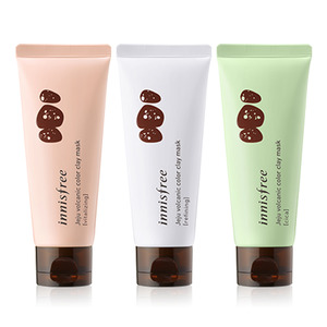 innisfree Jeju Volcanic Color Clay Mask 70ml