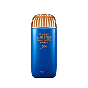 Missha All-Around Safe Block Leports Sun Milk For Men SPF 50+ PA++++ 70ml