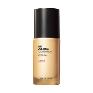 The FACE Shop Ink Lasting Foundation Slim Fit SPF30 PA++ 30ml