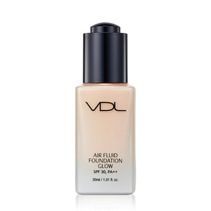 VDL Air Fluid Foundation Glow SPF 30, PA ++ 30ml
