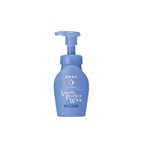 SHISEIDO SENKA Speedy Perfect Whip Moist Touch 150ml