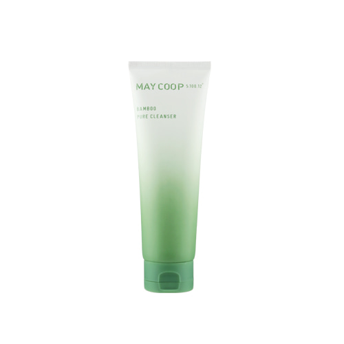 May Coop Bamboo Pure Cleanser 180ml