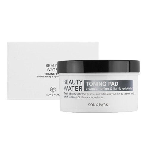 [MD] SON&PARK Beauty Water Toning Pad 50ea
