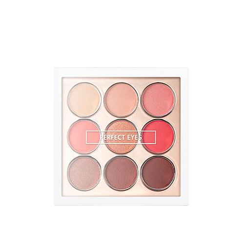 TONYMOLY Perfect Eyes Mood Eye Palette 8.5g #05 Blossom Mood