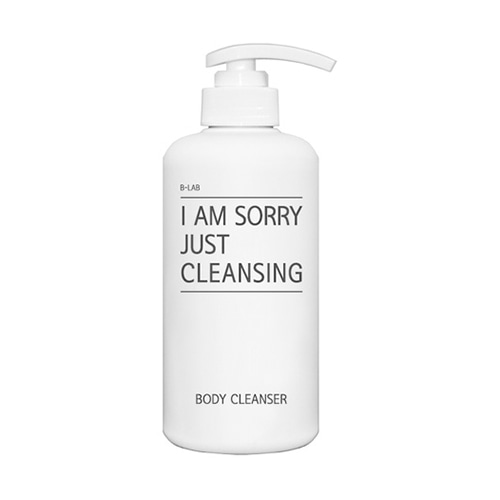 B-LAB I Am Sorry Just Cleansing Natural Body Cleanser 520ml