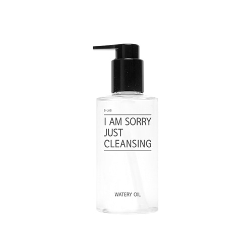 B-LAB I Am Sorry Just Cleansing Natural Cleansing Watery Oil 200ml