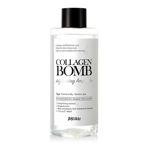 BADSKIN Collagen Bomb Hydrating Ampoule 400ml