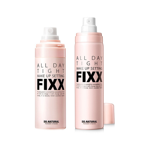 so natural All Day Tight Make Up Setting Fixx 75ml