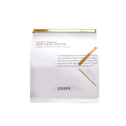 COSRX Silky Touch Skin Pack Cotton 80 pads